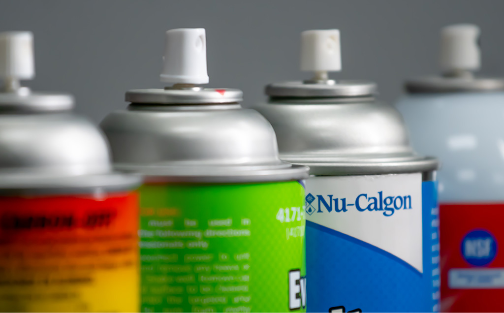 AllPoints has the chemicals you need