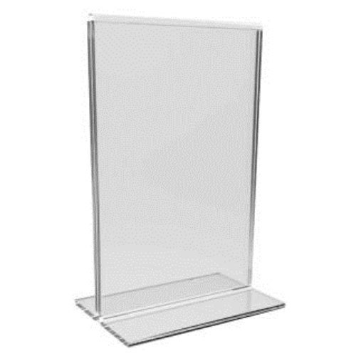 Table Top Sign Holder (8.5inx11in)