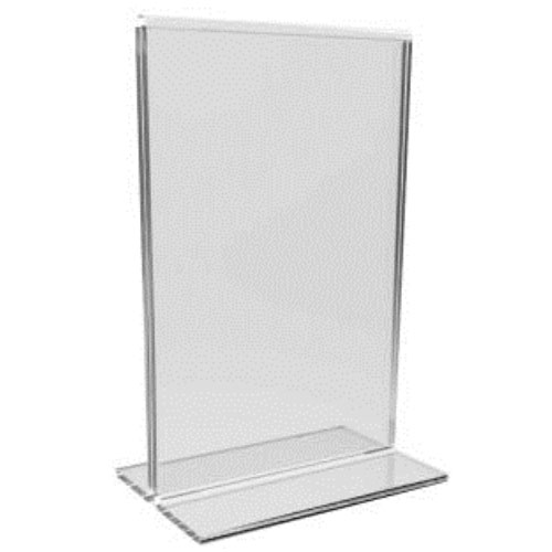 Table Top Sign Holder (5inx7in)