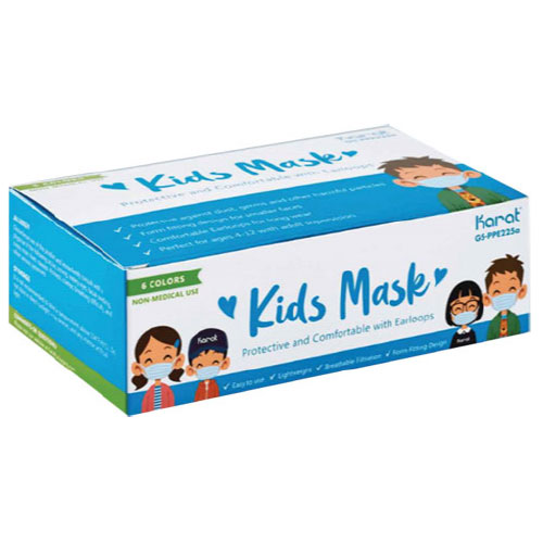 Disposable Kids Face Masks
